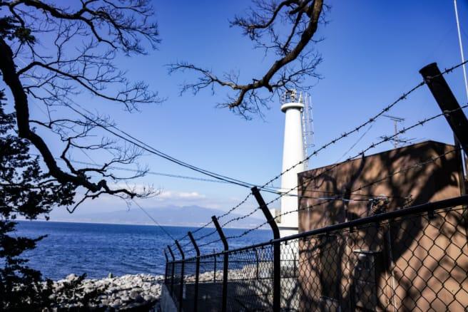 伊豆大瀬崎灯台