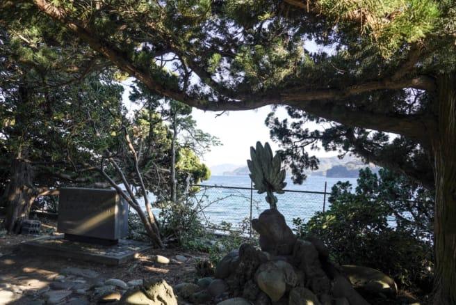 天狗の羽団扇(はねうちわ)大瀬神社