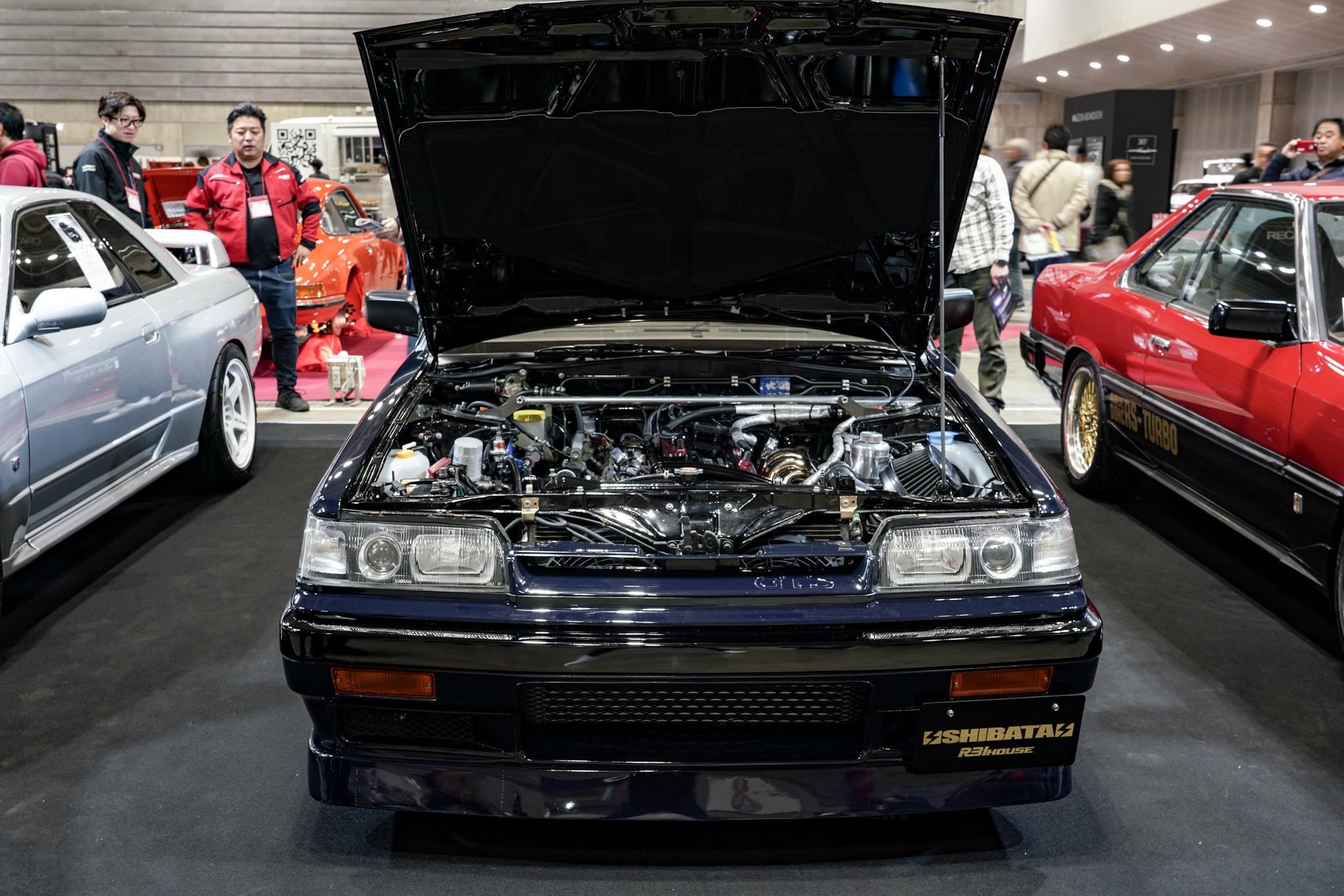 日産 スカイライン GT-S R31 ノスタルジック2デイズ2019