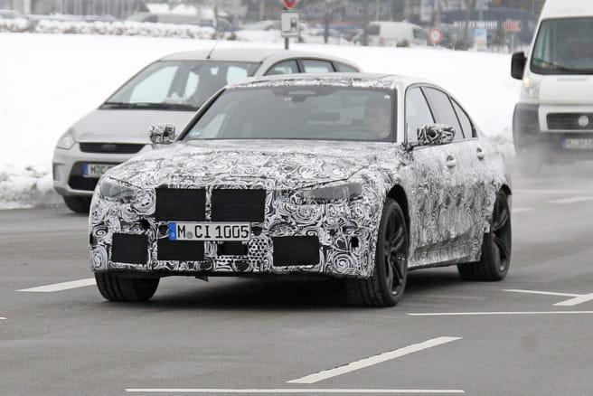 BMW 次期型M3_2019