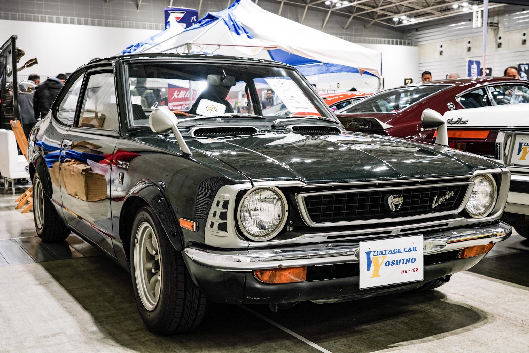 トヨタ カローラレビン TE27 ノスタルジック2デイズ2019