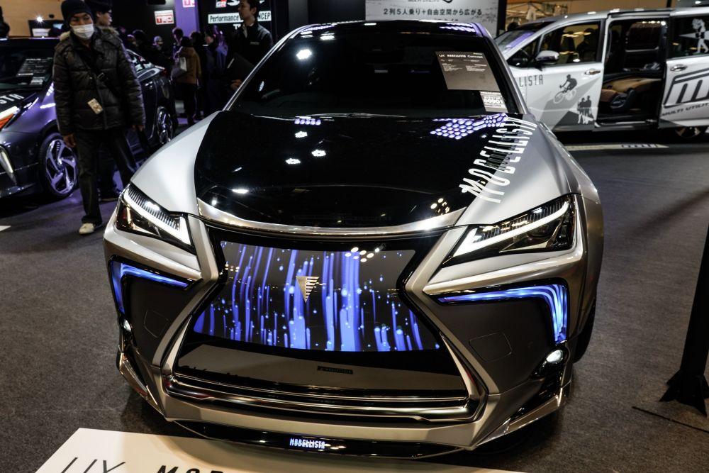 レクサス UX MODELLISTA Concept BEYOND the EMOTION