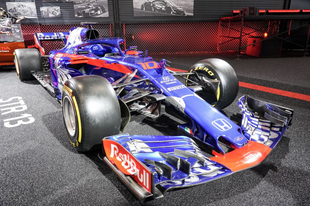 フォーミュラ・ワン世界選手権:Red Bull Toro Rosso Honda 「STR13 #10」