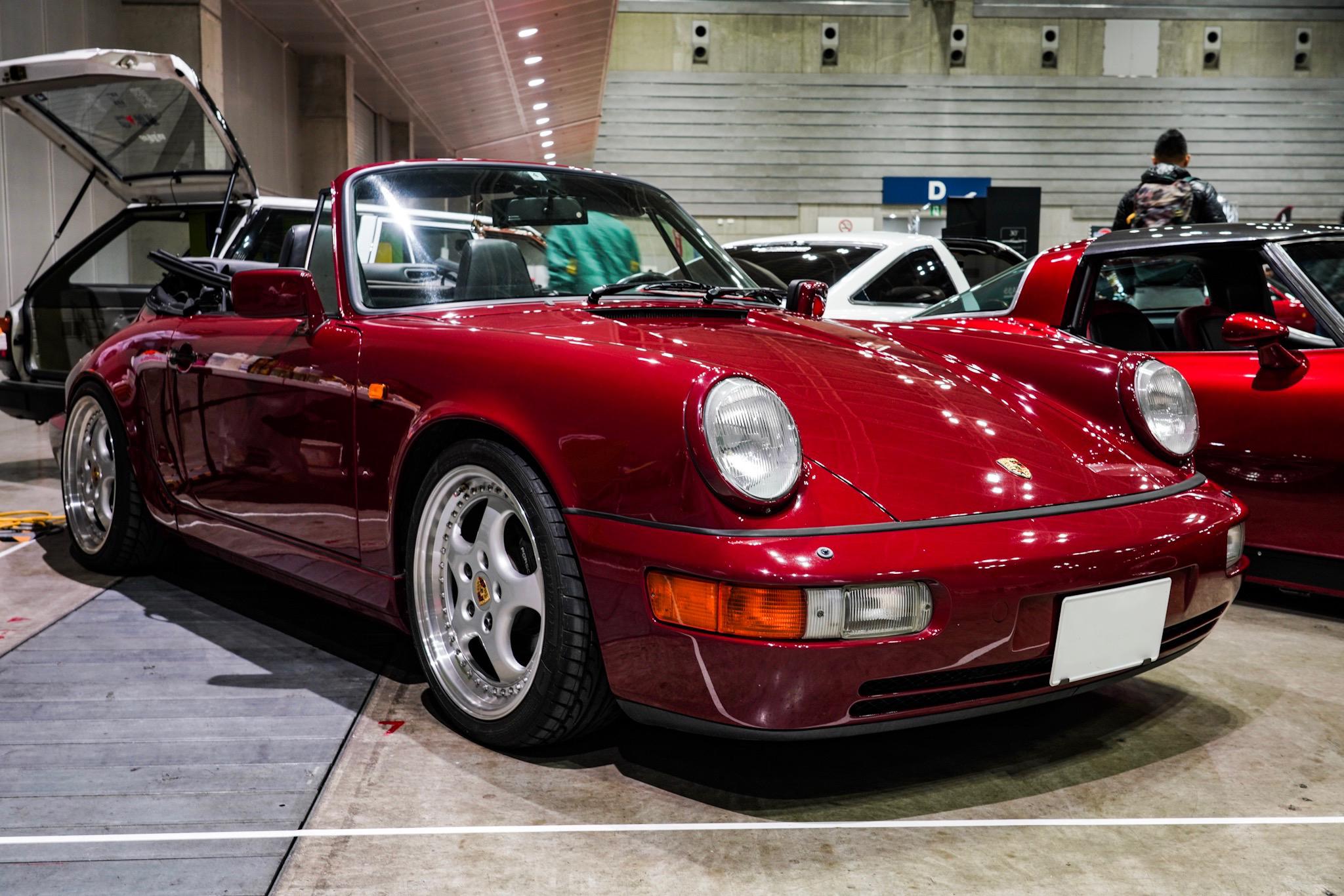 ポルシェ 911 ノスタルジック2デイズ2019