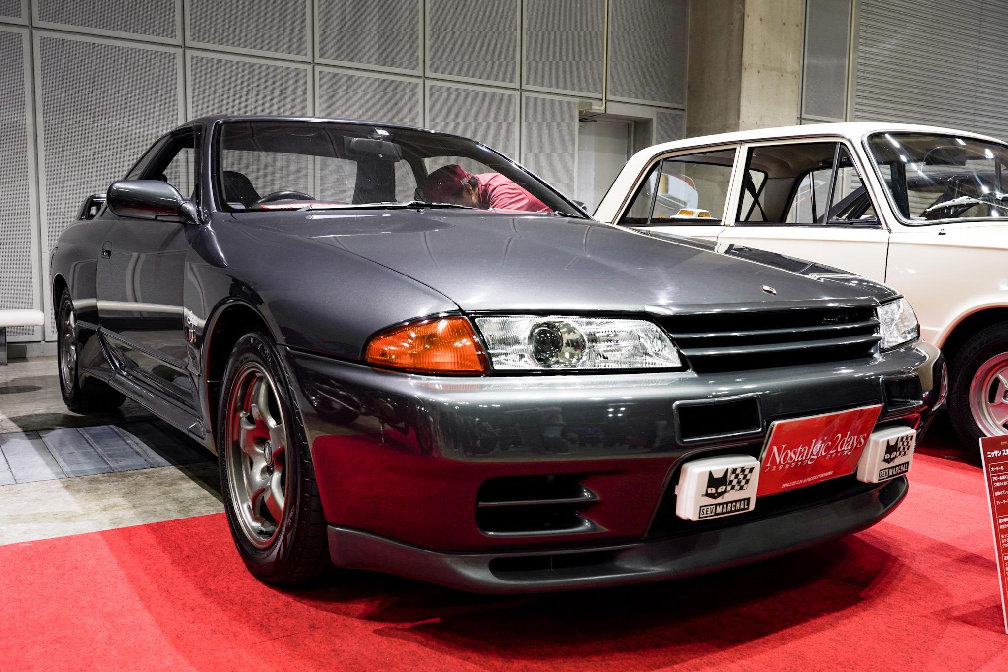 日産 スカイラインGT-R R32 1991 ノスタルジック2デイズ2019