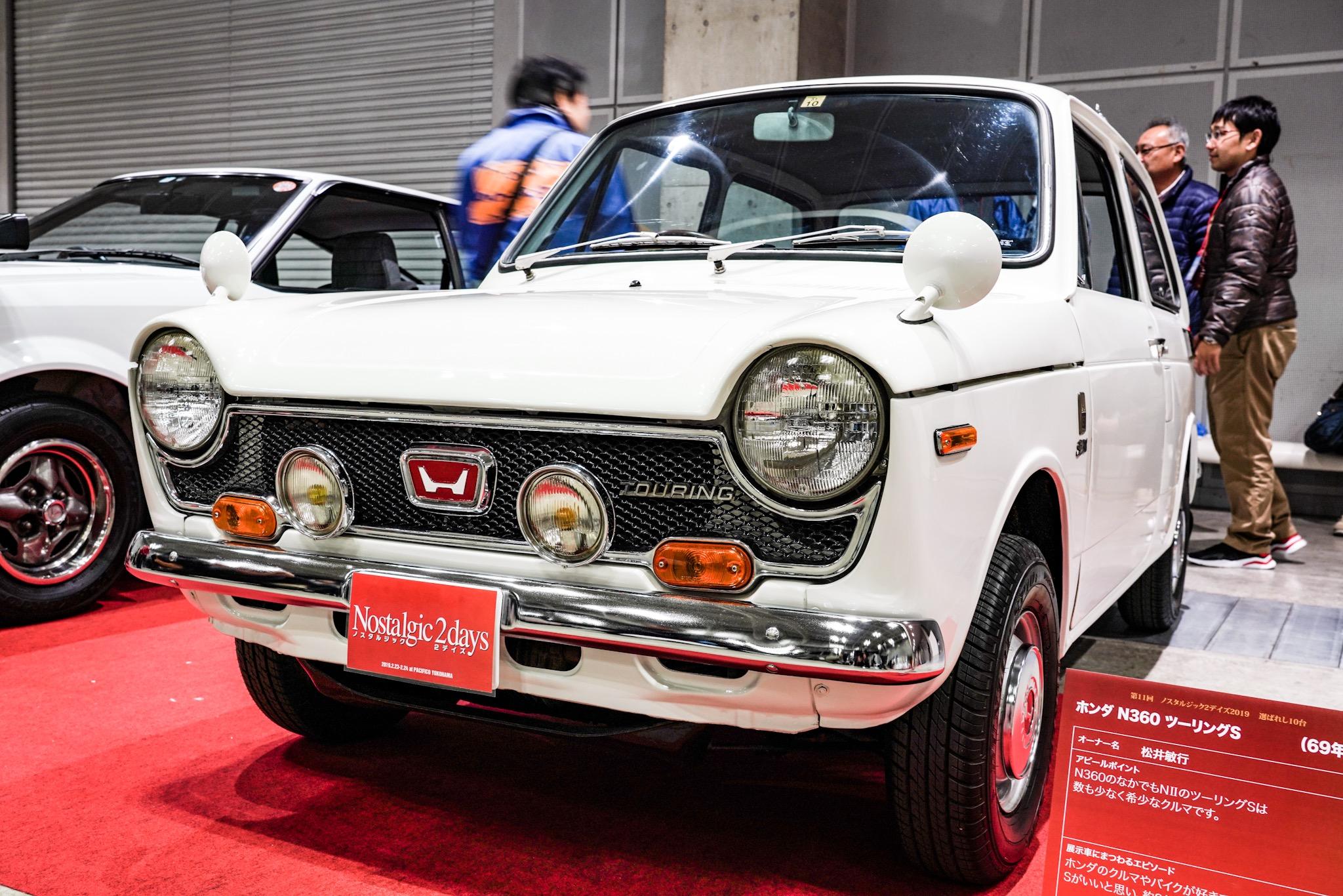 ホンダ N360 1969年式