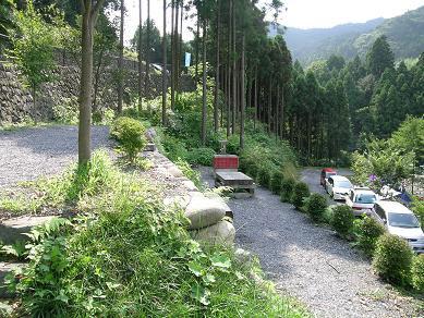 木のむらキャンプ場 オートサイト