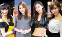 【大阪オートメッセ2019】コンパニオン 35人以上の美女画像!