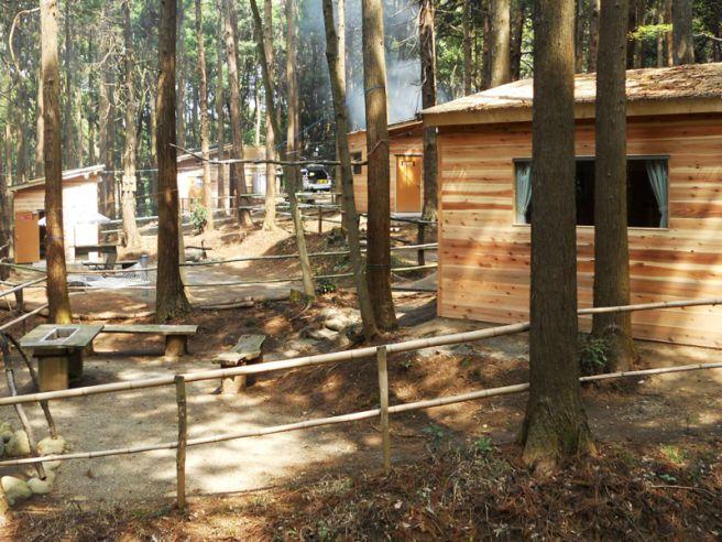 柏しょうなんゆめファーム キャンプサイト