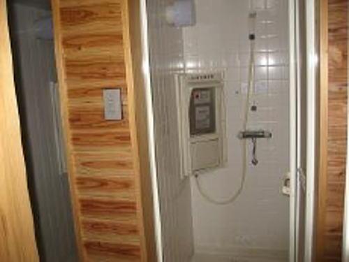 ひなもりオートキャンプ場 シャワー