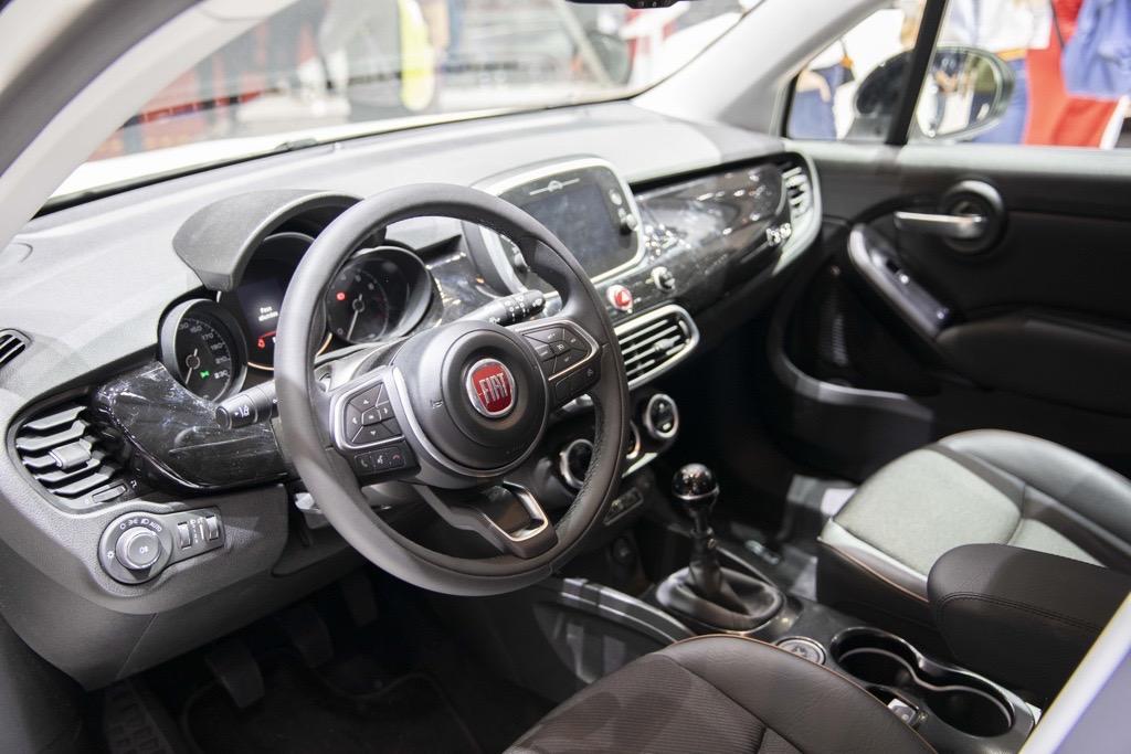 フィアット 500X 120th アニバーサリーエディション ジュネーブモーターショー2019