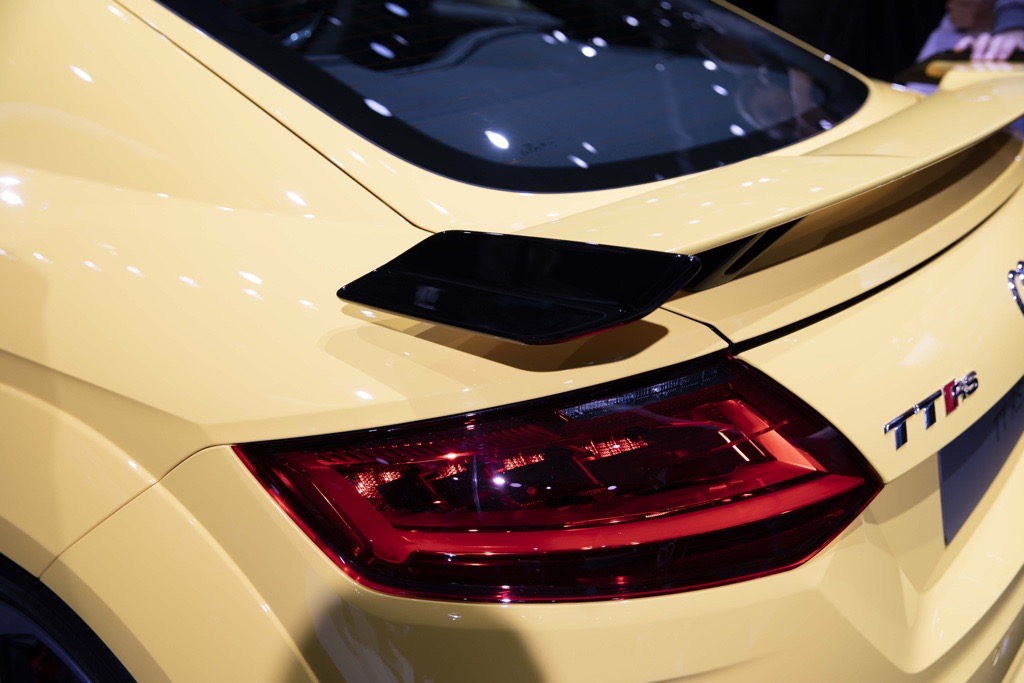 アウディ TT RS ジュネーブモーターショー2019