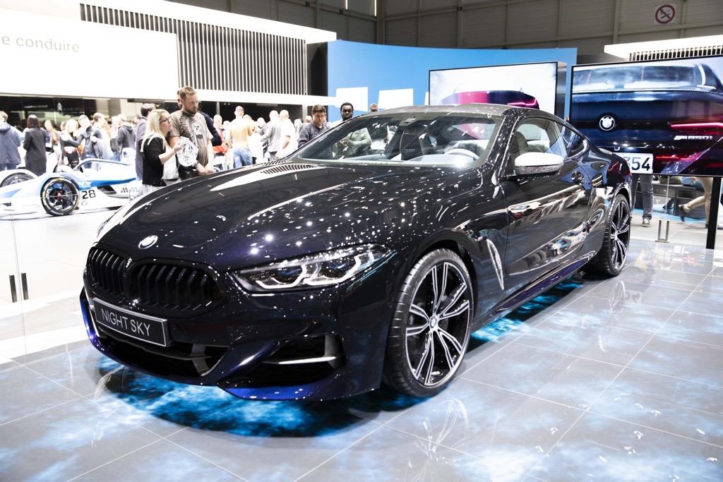 BMW M850i ナイトスカイ ジュネーブモーターショー2019