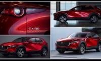 マツダ新型CX-30「クルマはアート」SKYACTIV-X搭載のコンパクトSUV発表!
