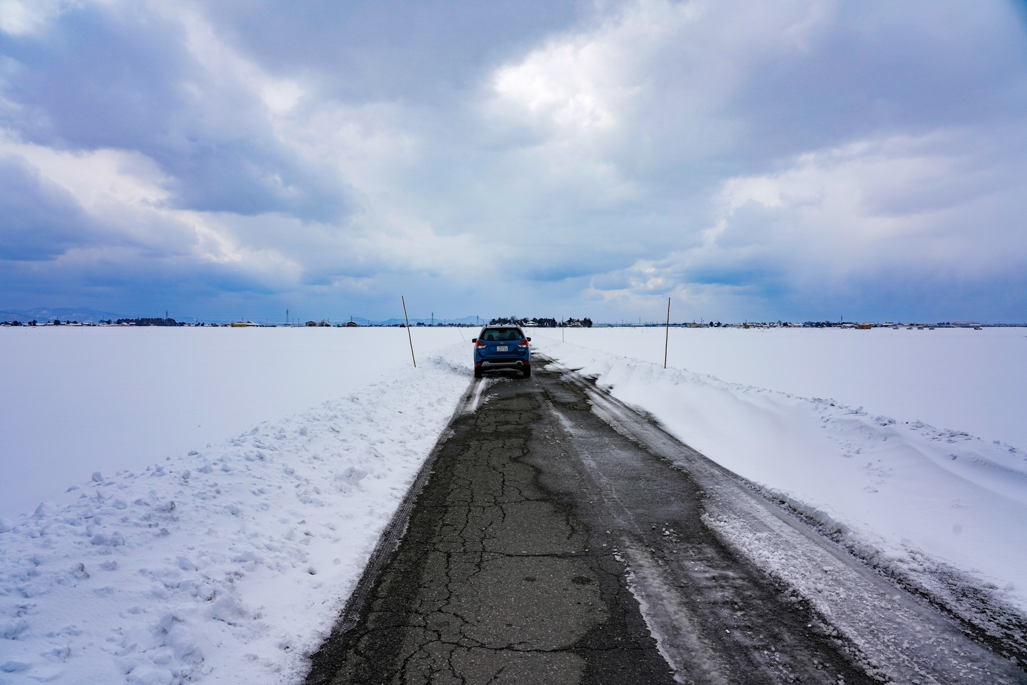"SUBARUテックツアー第10弾""雪上試乗会""in山形 スバル フォレスター e-BOXER"