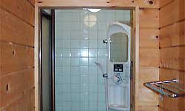 みどりの村キャンプ場 シャワー