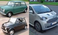 軽っぽい外車3選!軽自動車規格内なのに普通車とされるモデル