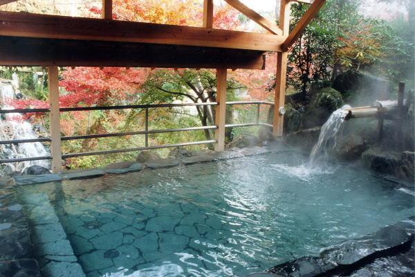 満願ビレッジオートキャンプ 満願の湯