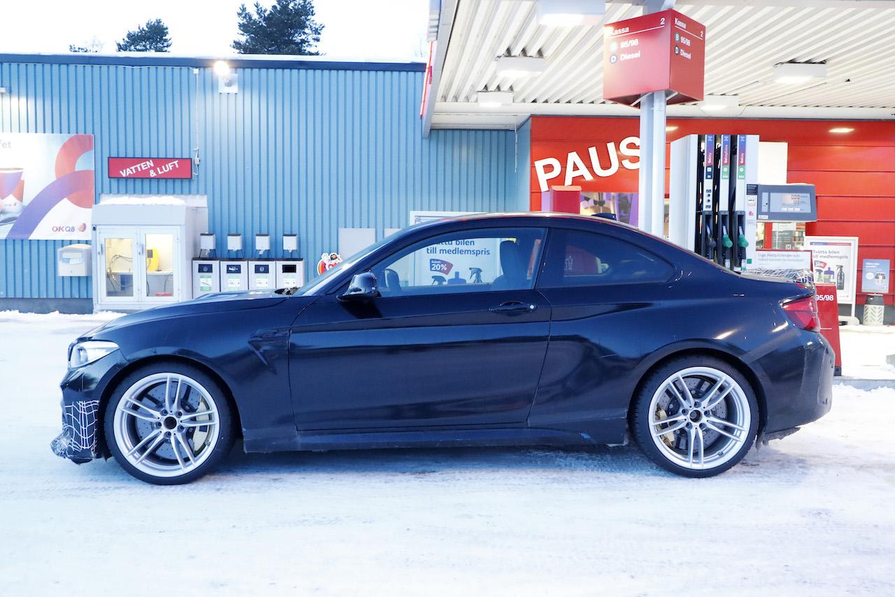 BMW M2 CS/CSL_2019