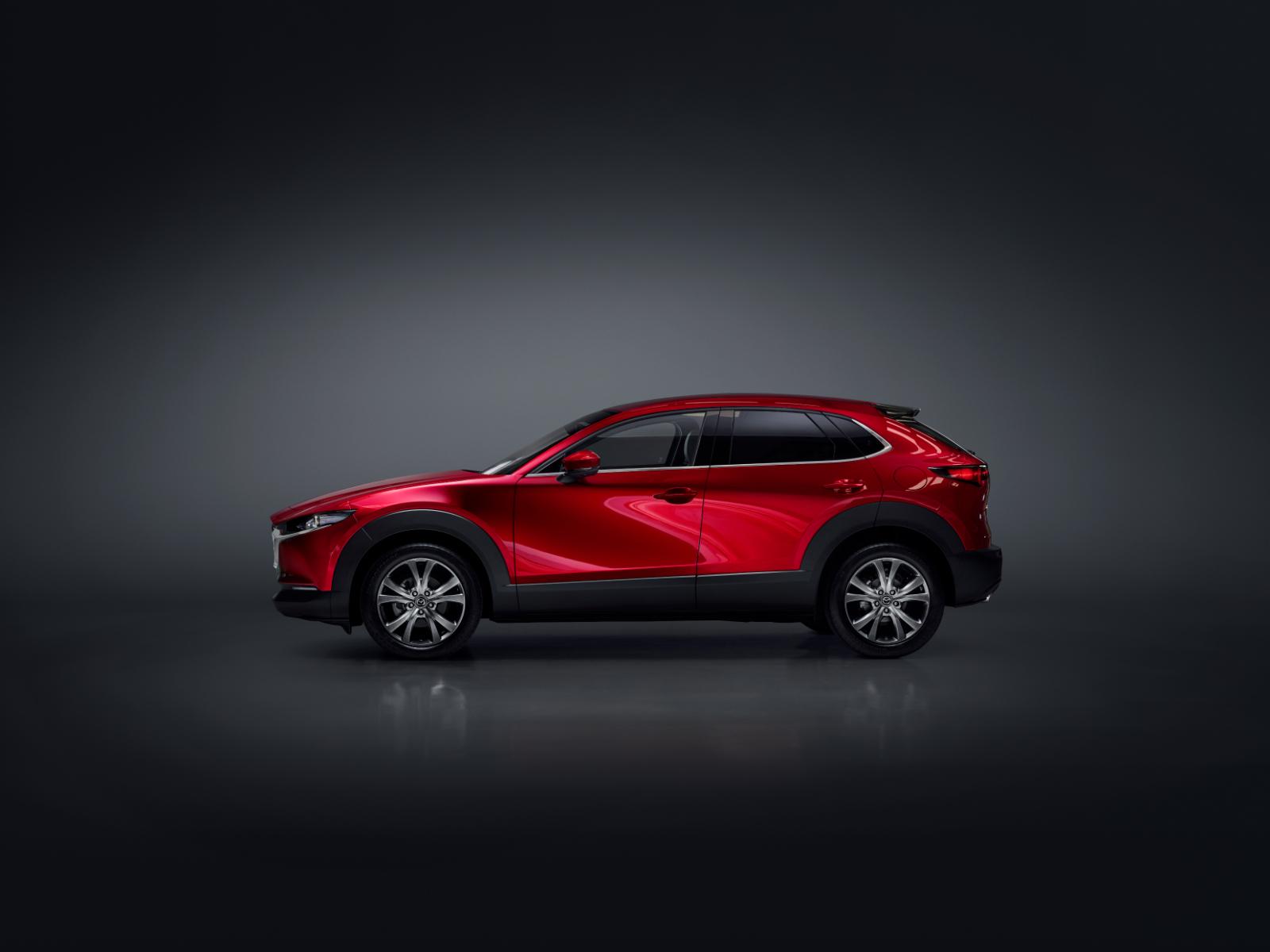マツダ CX-30 欧州仕様車 2019年