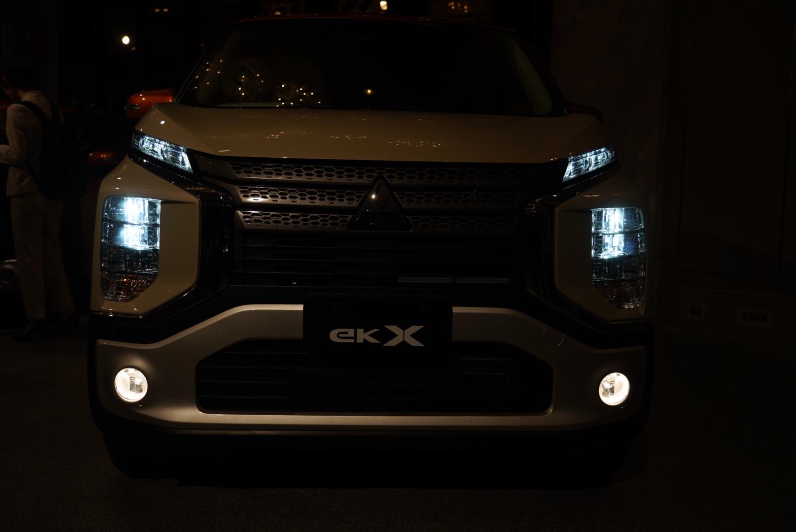 三菱 新型eKクロス 2019