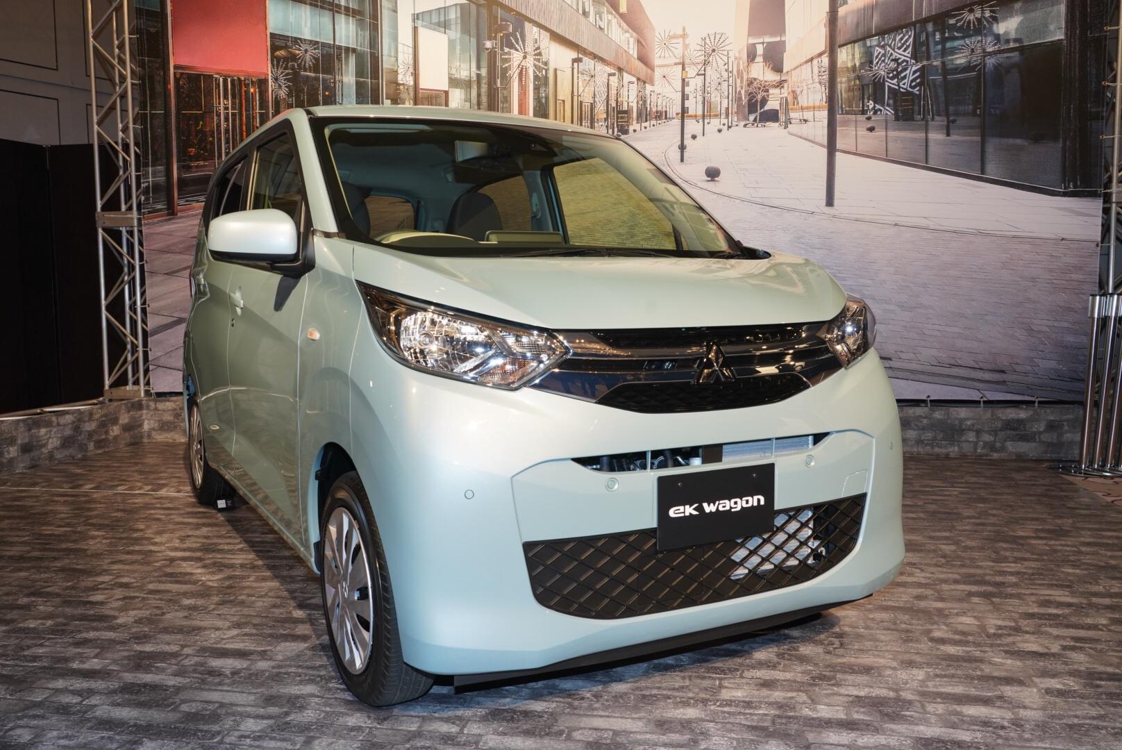 三菱 新型eKワゴン 2019