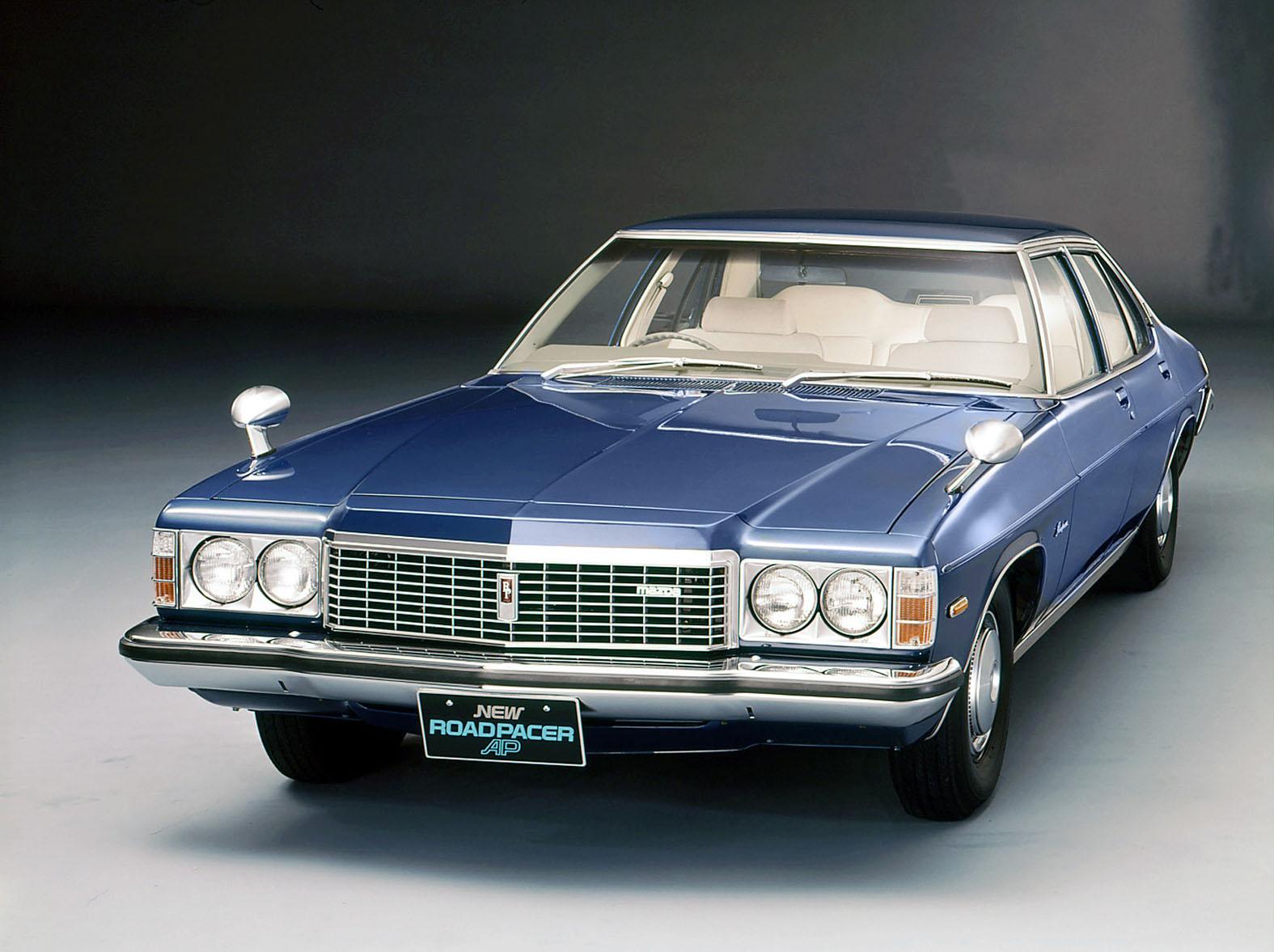 マツダ ロードペーサー 1975年