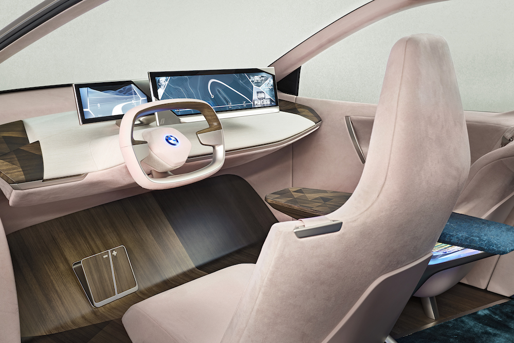 BMW ヴィジョン i NEXT_2018