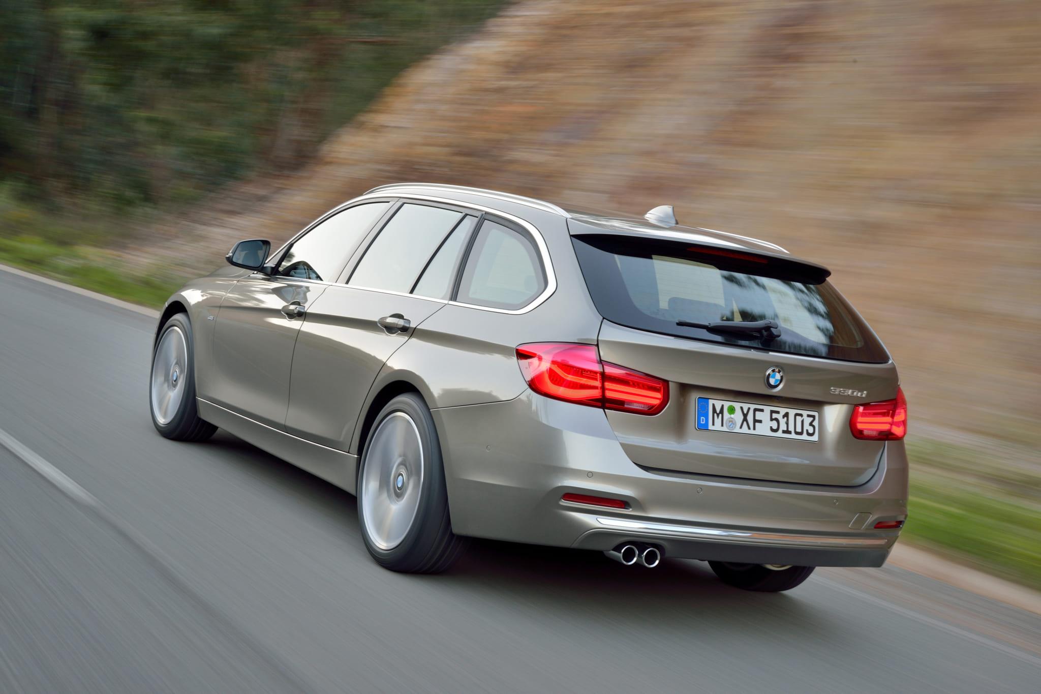 BMW 3シリーズ ツーリング_2015