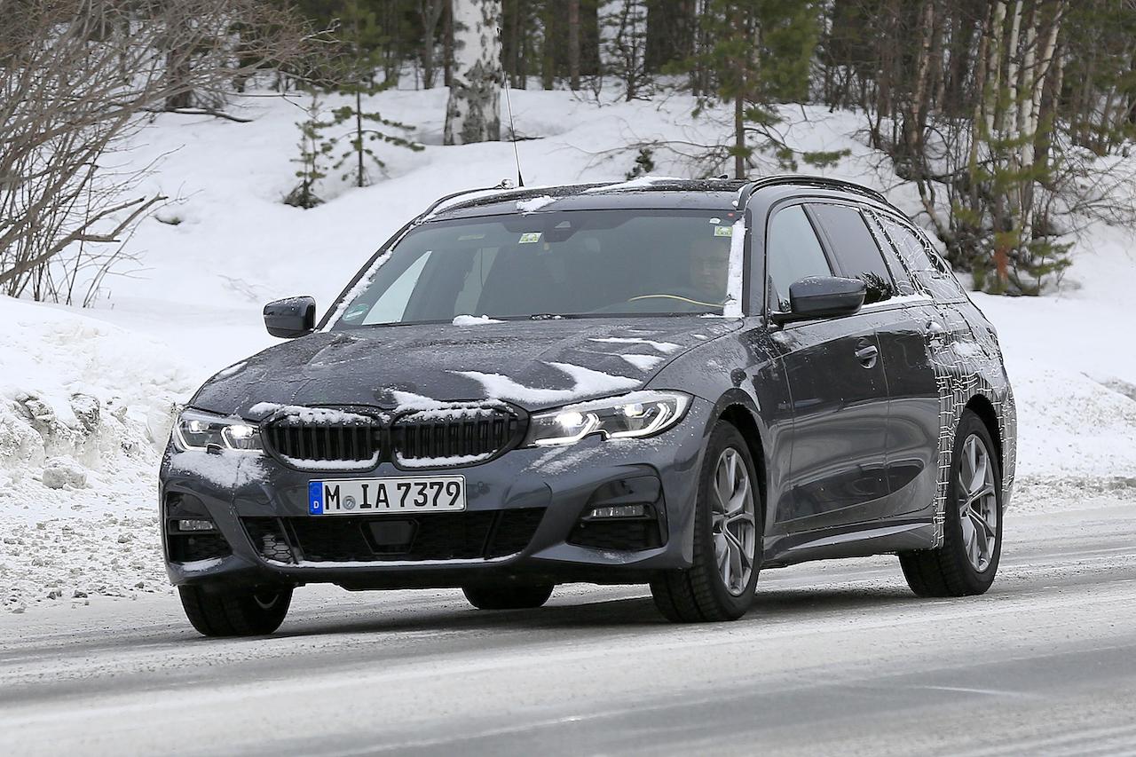 BMW 新型3シリーズ ツーリング_2019