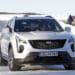 キャデラック新型XT4ディーゼル仕様の開発車をスクープ!欧州専売モデルとして2019年に発表か?