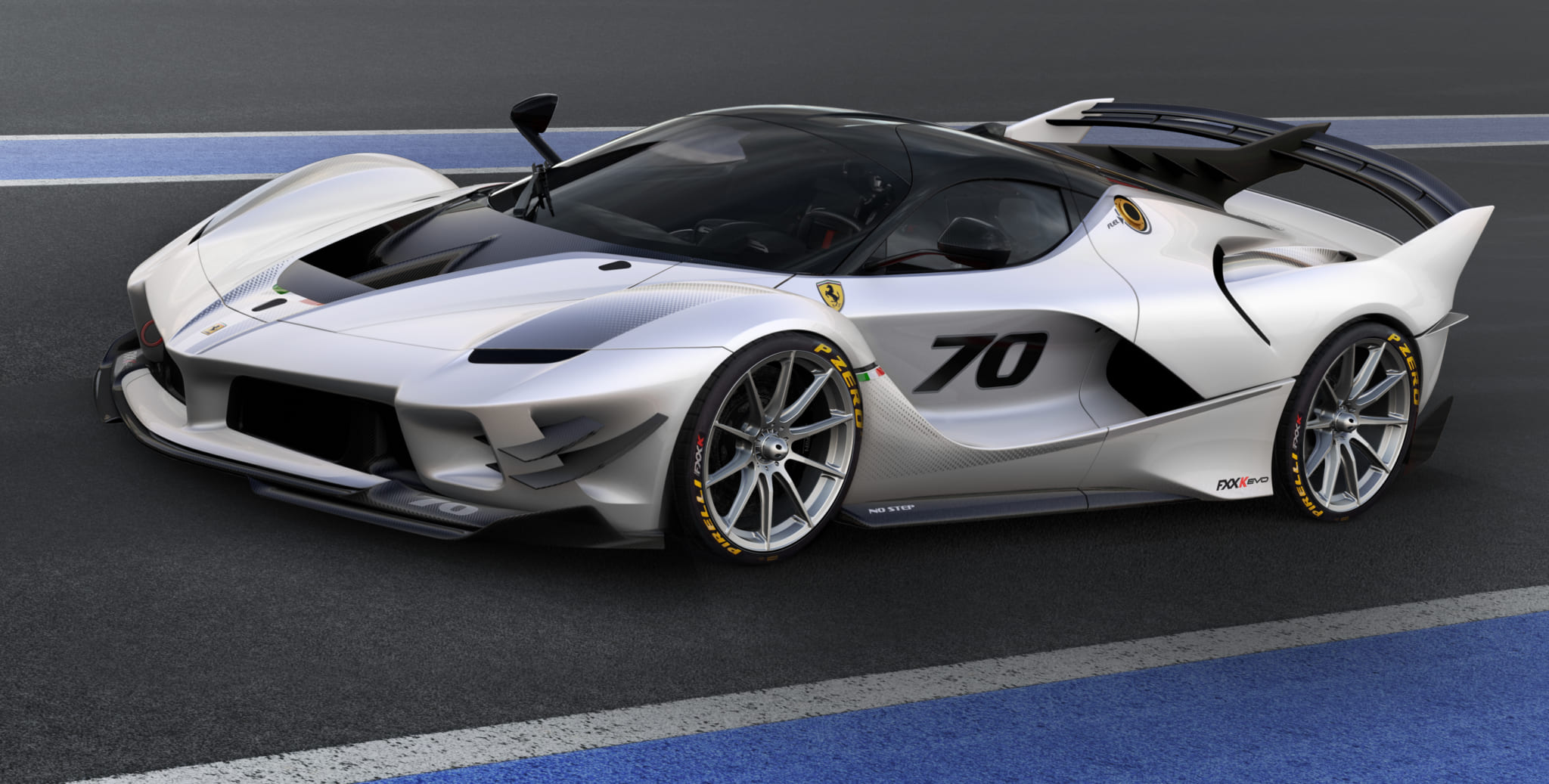 フェラーリ FXX K エボ