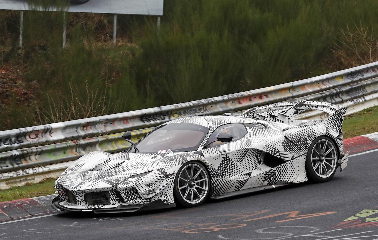 フェラーリ FXX K Evo プロトタイプ_2019/04