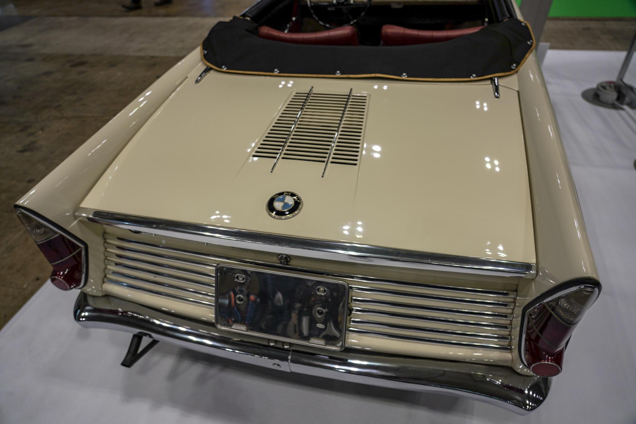 BMW 700 カブリオ オートモビルカウンシル2019