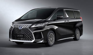 【新型レクサス LM】初のミニバンが上海モーターショーで公開!日...
