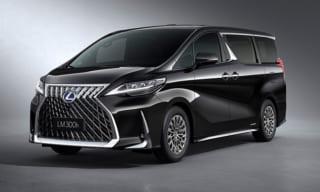 【新型レクサス LM】初のミニバンが上海モーターショーで公開!日本国内発売は?