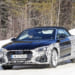 アウディ新型A5カブリオレのマイナーチェンジモデルを初スクープ!最終デザイン確定か