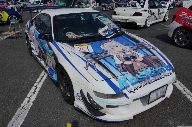 トヨタ MR2 痛車