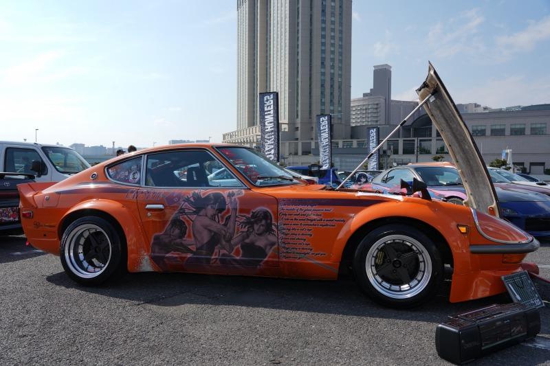 日産 フェアレディZ S30 痛車