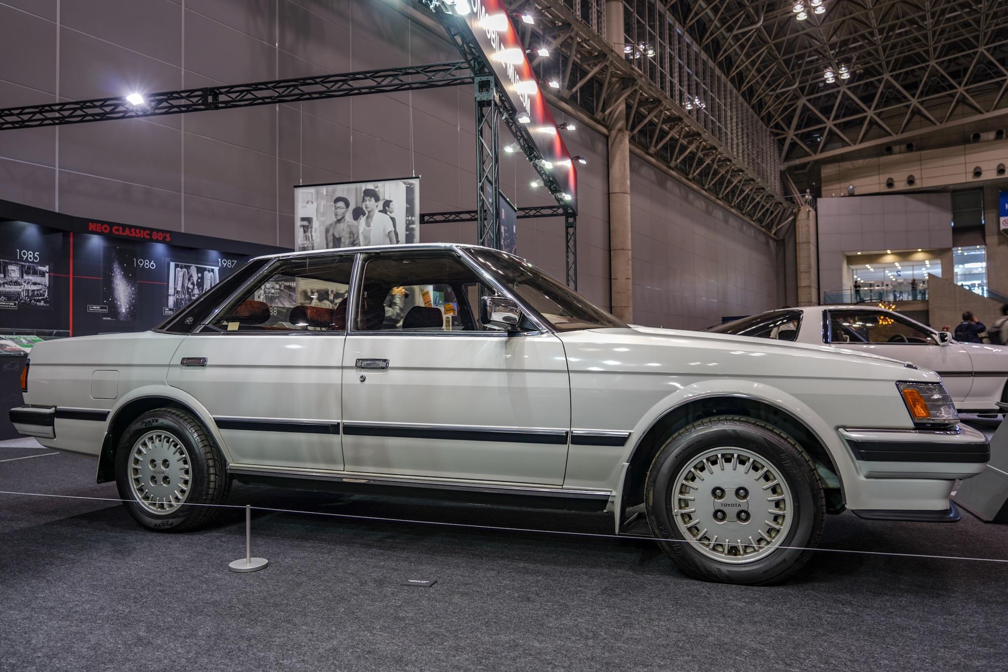 トヨタ マークII X70型(5代目) オートモビルカウンシル2019