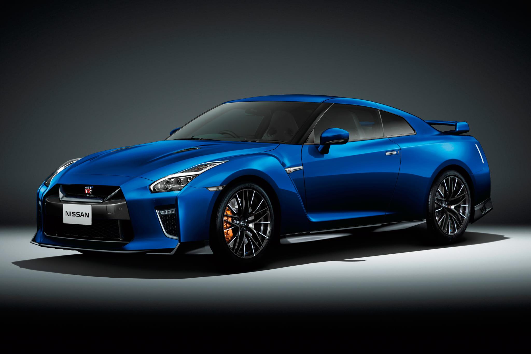 日産 GT-R 2020年モデル