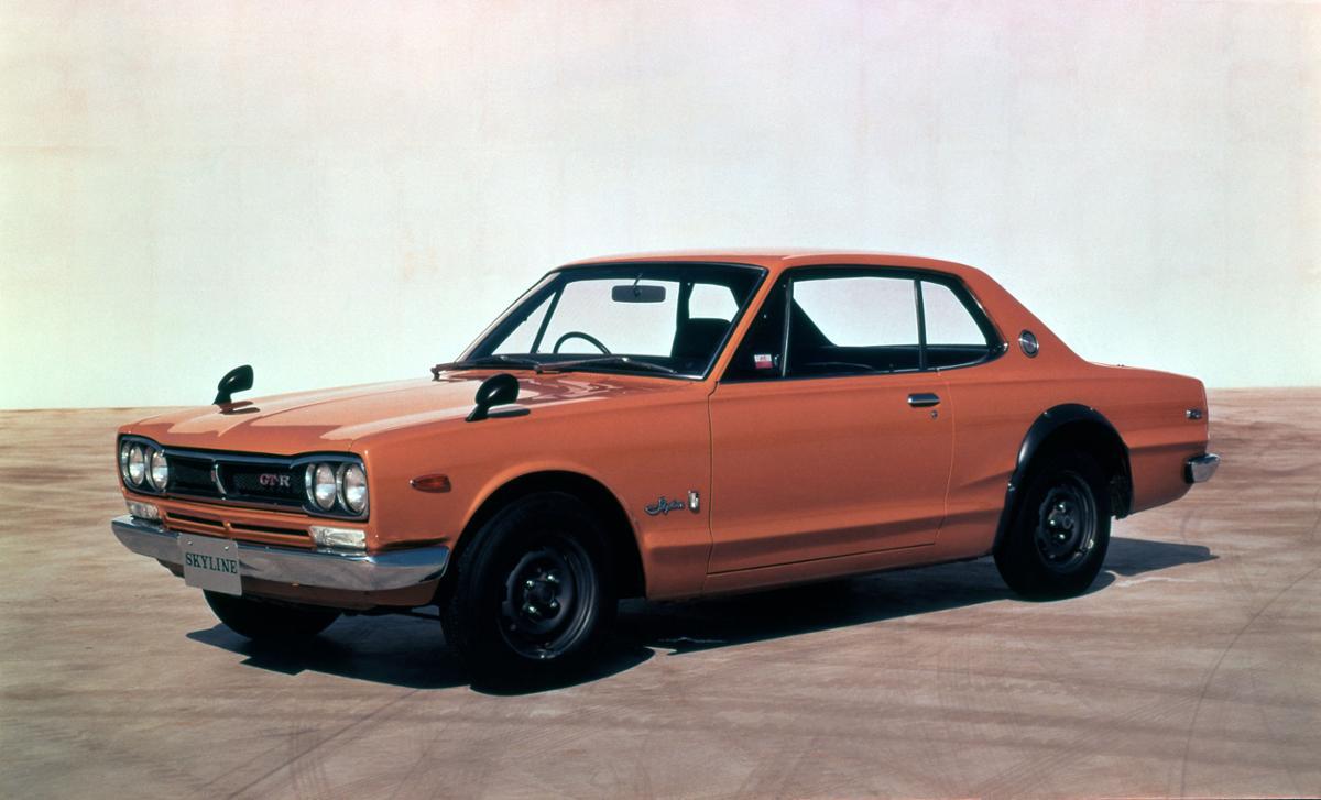 日産 スカイライン 2000GT-R 1970