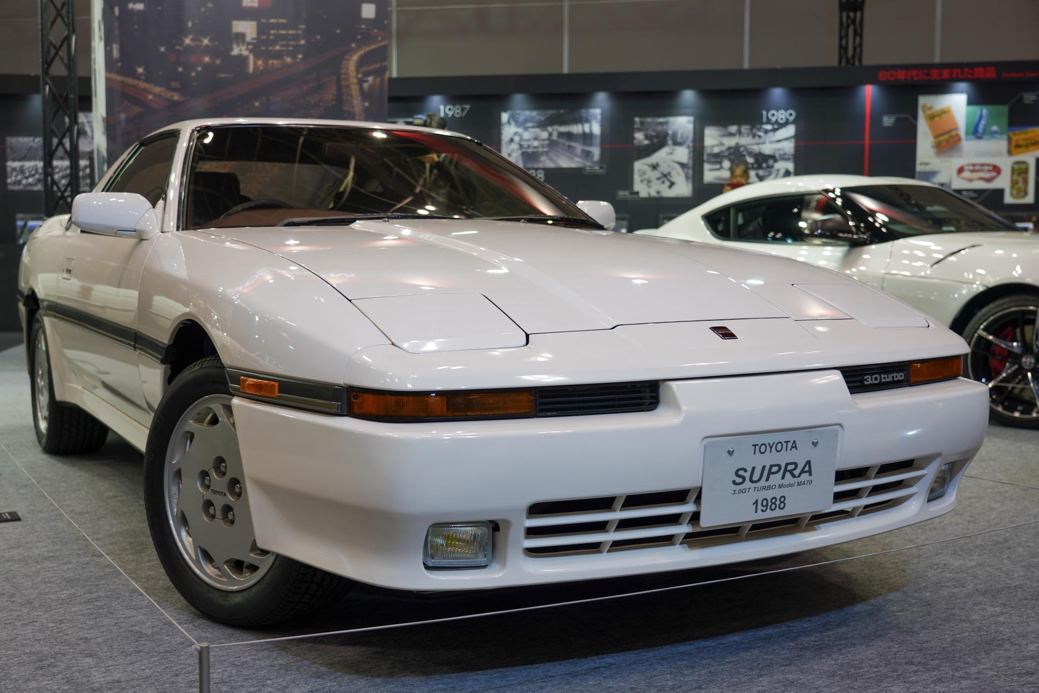 トヨタ スープラ A70
