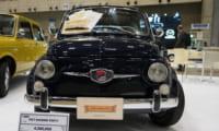 【ジャンニーニ 500シリーズ】知る人ぞ知るフィアット・チンクエチェントのチューンモデル