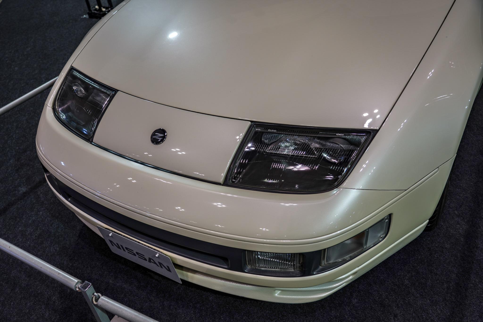 日産 4代目 フェアレディZ 300ZX GCZ32型 オートモビルカウンシル2019