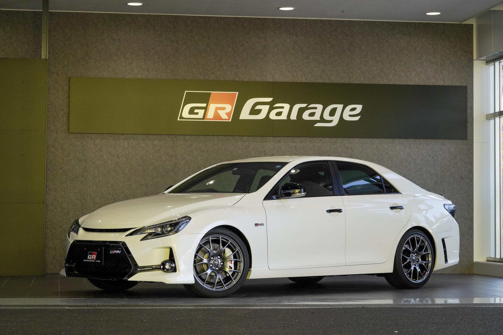 GR Garage 東京三鷹