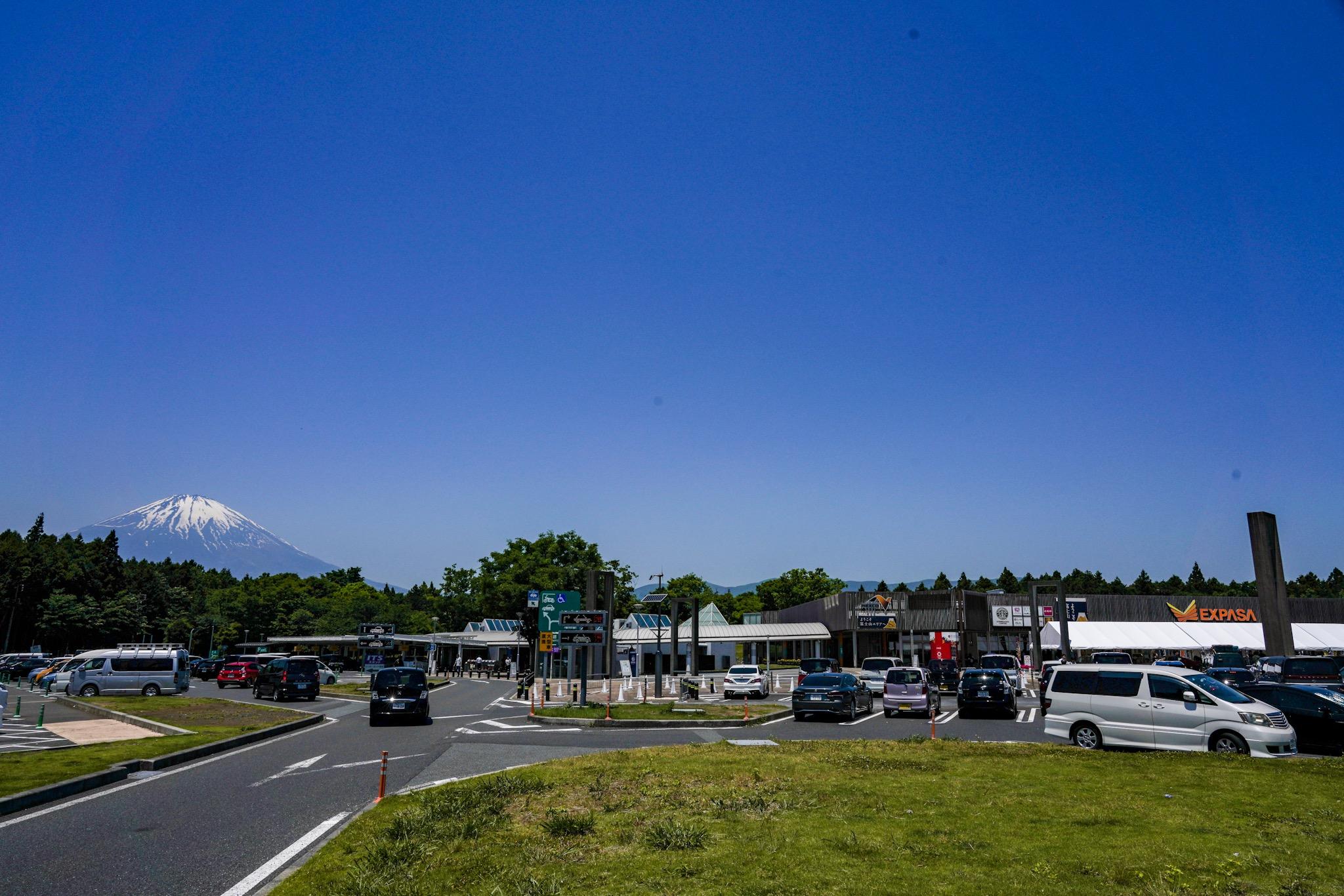 東名高速道路・日産スカイラインGT-R・フェアレディZ 50周年記念イベント@足柄SA