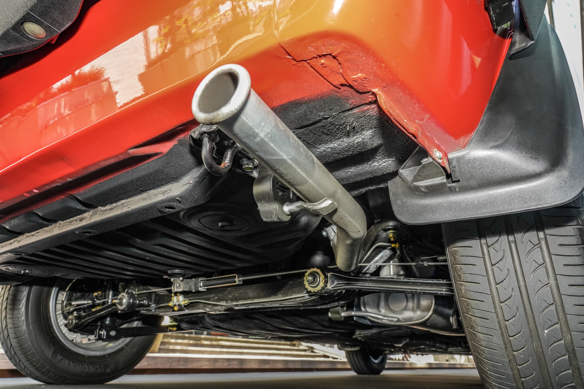 マツダ 5代目 ファミリア BD型 新型Mazda3発表会