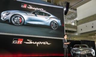 トヨタ新型GRスープラついに日本国内仕様公式発表!新たな歴史が始まる