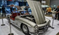 【メルセデスベンツ 300SL / W198】世界初の直噴エンジンを積むプレミアム・オールドクーペ